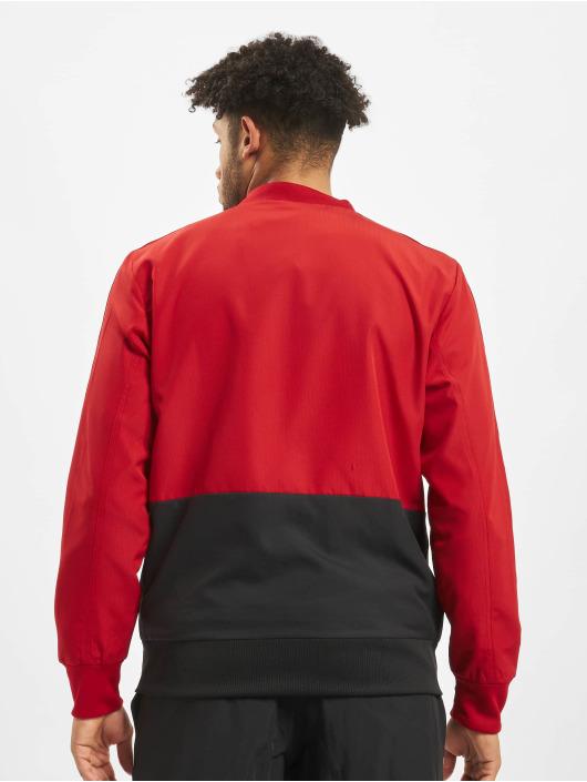 adidas Performance Kurtki przejściowe Condivo 18 Presentation czerwony