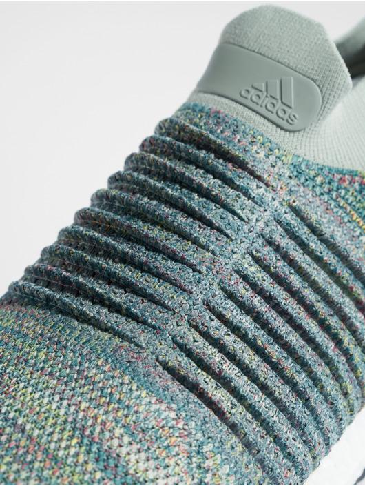 adidas Performance Laufschuhe Ultra Boost Laceless grün