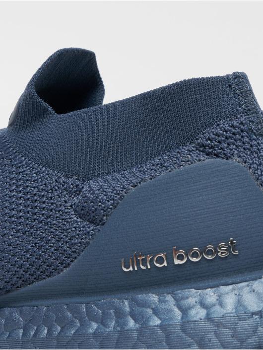 adidas Performance Laufschuhe Ultra Boost Laceless niebieski