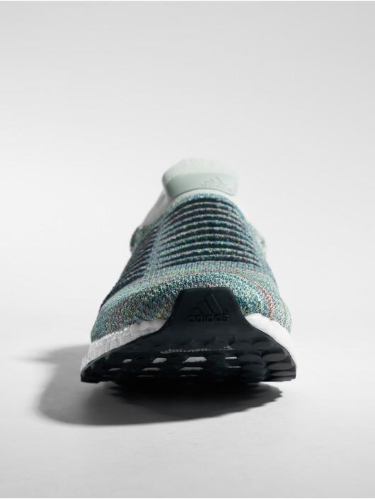 adidas Performance Laufschuhe Ultra Boost Laceless zielony