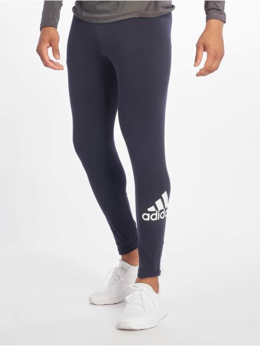 adidas Performance Legging Bos blau