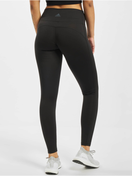 adidas Performance Legging HR Soft schwarz