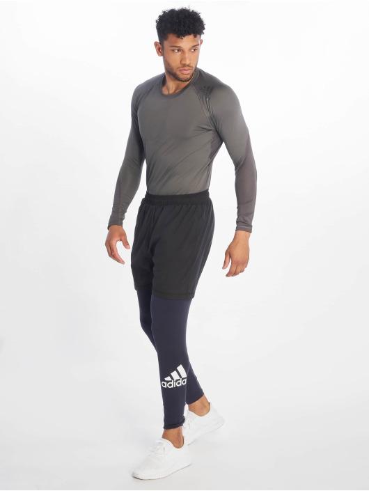adidas Performance Legging/Tregging Bos blue