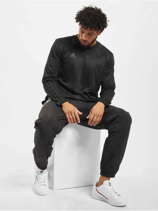 adidas Performance Longsleeve Tango Terry schwarz