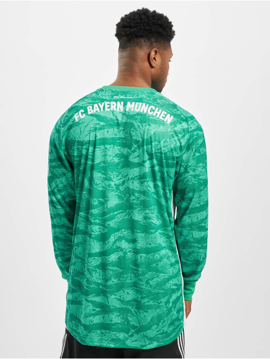 adidas Performance Longsleeves FC Bayern Home Goalkeeper zielony