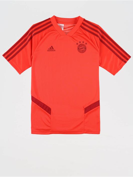 adidas Performance Maillot de Football FC Bayern Training rouge