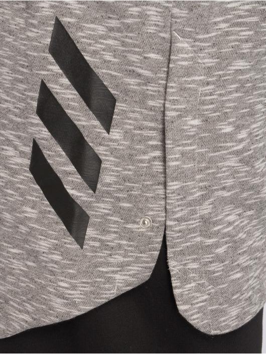 adidas Performance Mikiny Shooter šedá