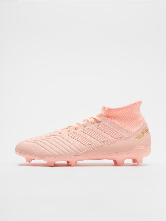 adidas Predator 18.3 FG Football Shoes Clear Orange