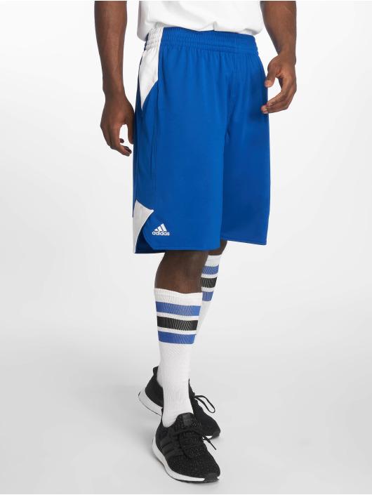 adidas Performance Pantaloncini da basket Crzy Expl blu