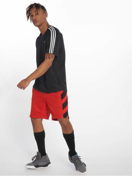 adidas Performance Pantaloncini da basket Harden rosso