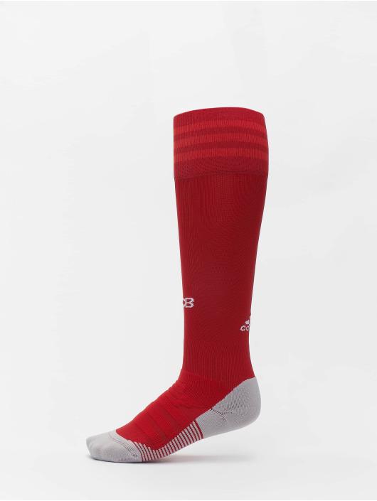adidas Performance Ponožky FC Bayern Home èervená