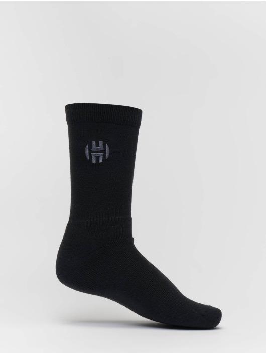adidas Performance Ponožky Harden BB èierna