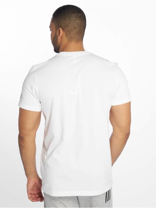 adidas Performance Shirts desportes ABC blanco