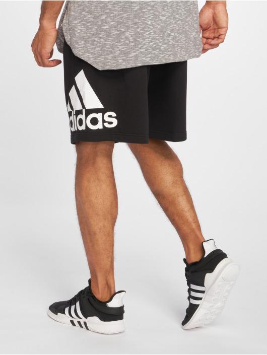 adidas Performance Short de sport ESS noir