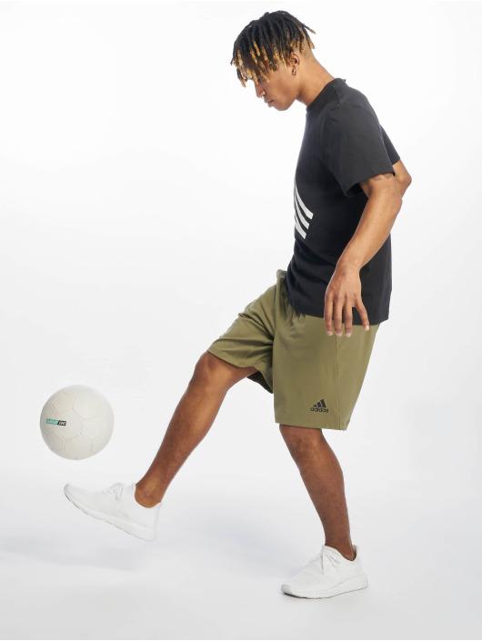 adidas Performance shorts 4K khaki