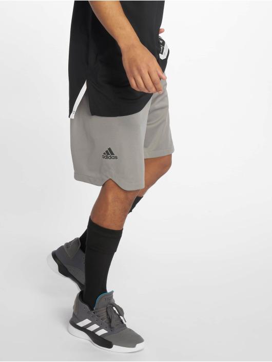 adidas Performance Shorts sportivi ACT 3S grigio