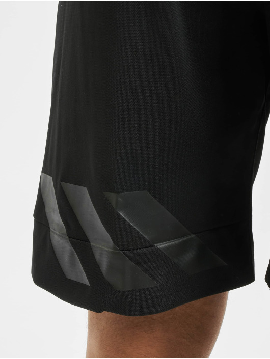 adidas Performance shorts Harden C365 zwart
