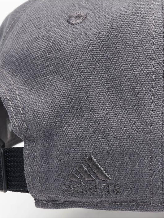 adidas Performance Snapback Caps Harden harmaa
