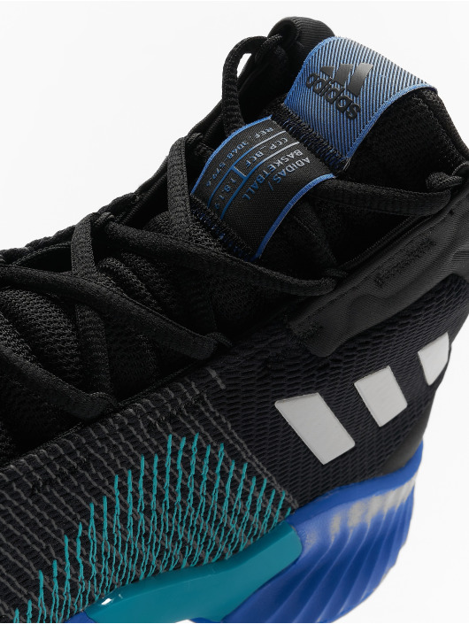adidas Performance Sneaker Pro Bounce schwarz