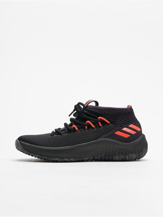 Adidas 4 Black Core Sneakers Dame W2IDEH9