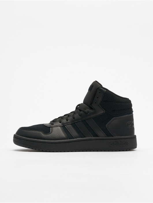 new style 59fd6 8bceb ... adidas Performance Sneaker Hoops 2.0 Mid schwarz ...