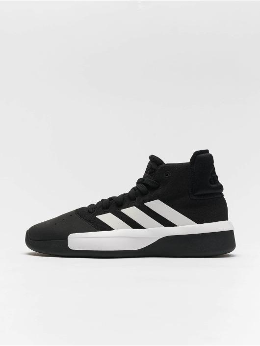 adidas Performance Sneaker Pro Adversary Basketball schwarz