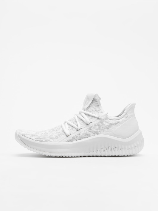 cheap price recognized brands buy online adidas Dame D.O.L.L.A. Sneakers White