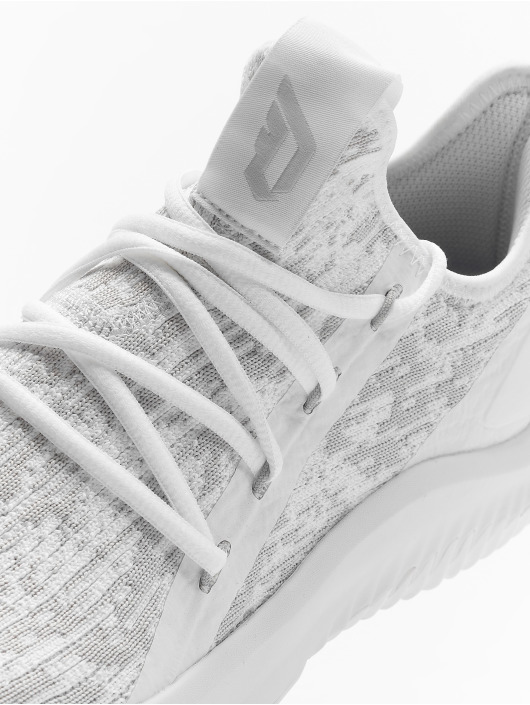 adidas Performance Sneakers Dame D.O.L.L.A. bialy
