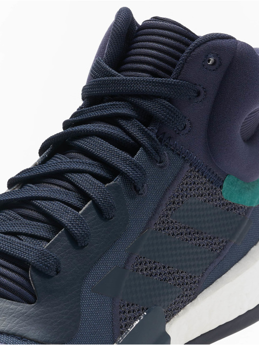 adidas Performance Sneakers Marquee Boost Basketball blå
