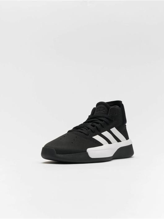 adidas Performance Sneakers Pro Adversary Basketball czarny