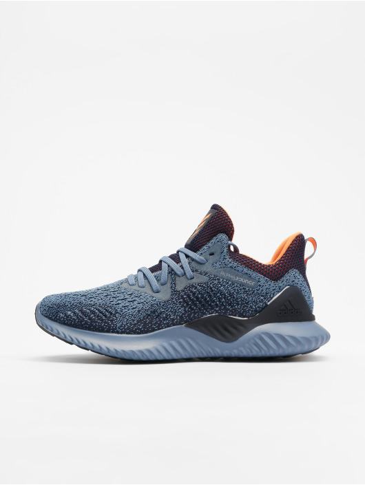 adidas Performance Sneakers Alphabounce Beyond Running niebieski