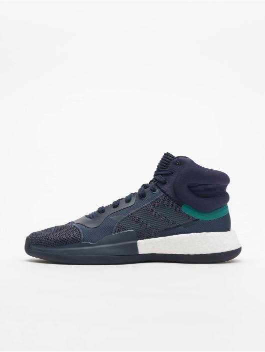 adidas Performance Sneakers Marquee Boost Basketball niebieski