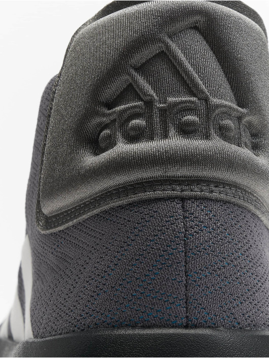 adidas Performance Snejkry Pro Adversary Basketball šedá