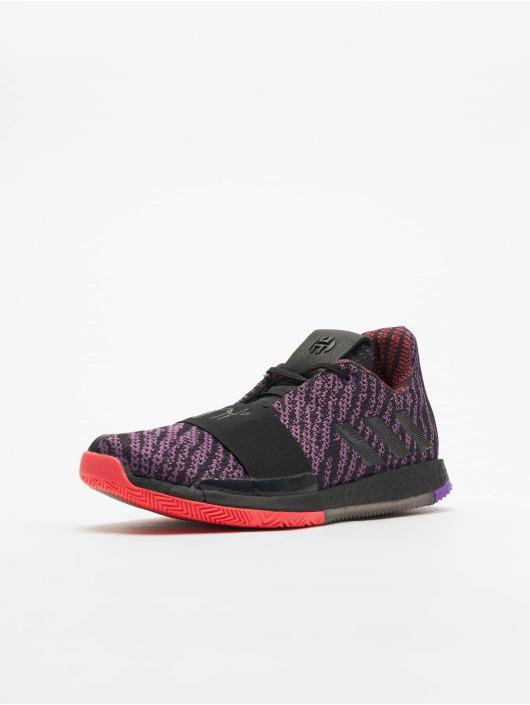 adidas Performance Snejkry Harden Vol. 3 Basketball fialový
