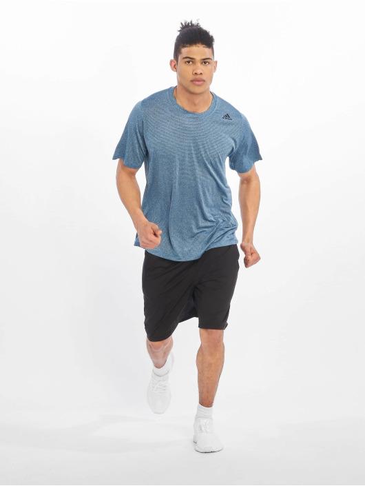 adidas Performance Sport Shirts Tec blauw