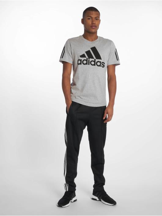 adidas Performance Sport Shirts Sid Logo grå