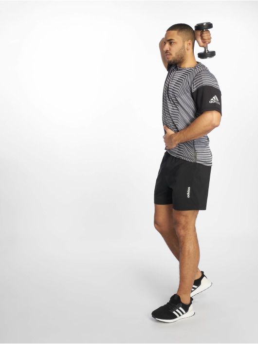 adidas Performance Sport Shirts FL 360 grijs