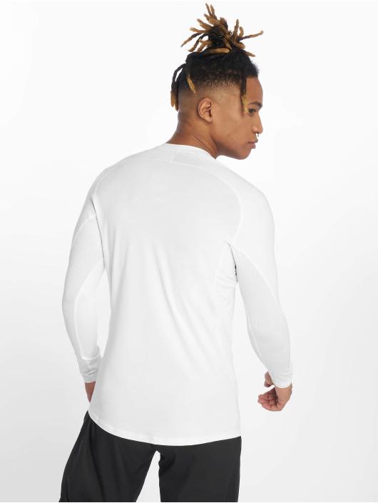 adidas Performance Sport Shirts Alphaskin hvit