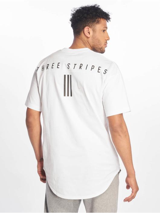 adidas Performance Sport Shirts Street Summer hvit