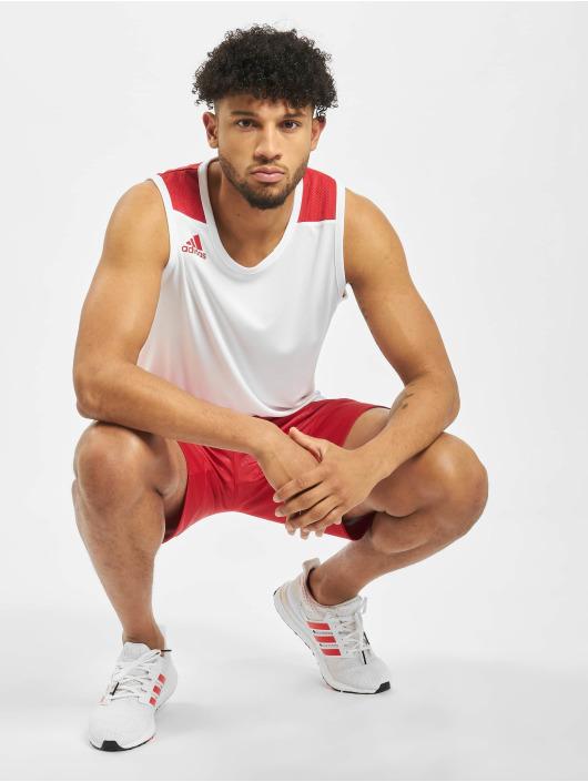 adidas Performance Sport Shirts Game hvit