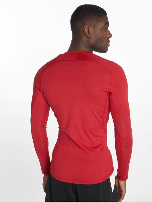 adidas Performance Sport Shirts Alphaskin red