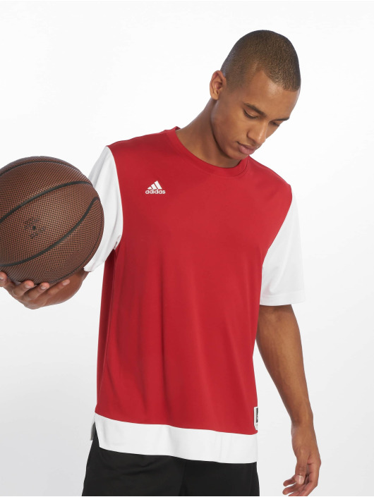 adidas Performance Sport Shirts Crazy Explosive Shooter red