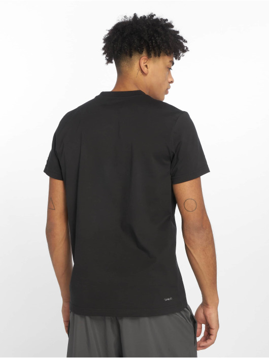 adidas Performance Sport Shirts Live By Ball zwart