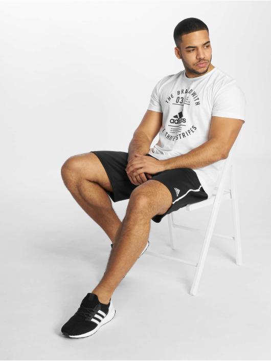 adidas Performance Sport Shorts Zone èierna