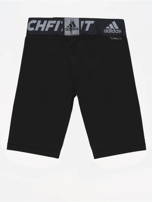 adidas Performance Sport Shorts Tech Fit Base schwarz