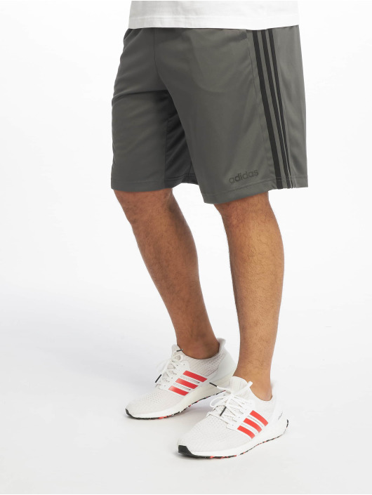 adidas Performance Sport Shorts 3S szary
