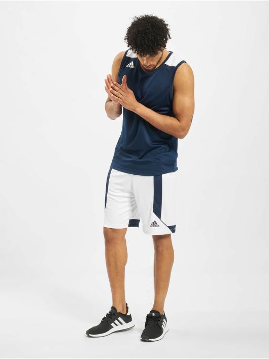 adidas Performance Sport Shorts Game weiß