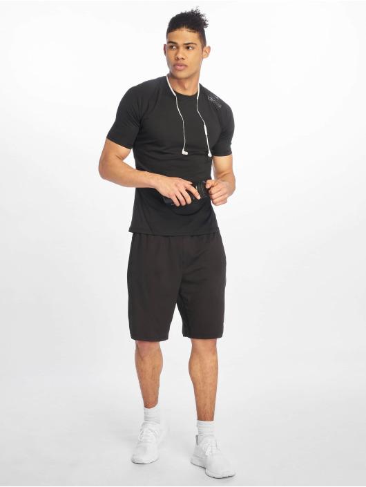 adidas Performance Sportshirts Alphaskin èierna