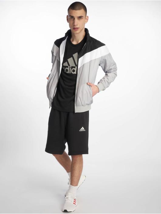 adidas Performance Sportshirts ID Stadium èierna