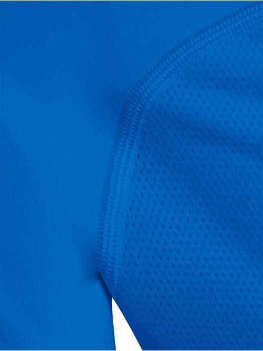 adidas Performance Sportshirts Alphaskin blau